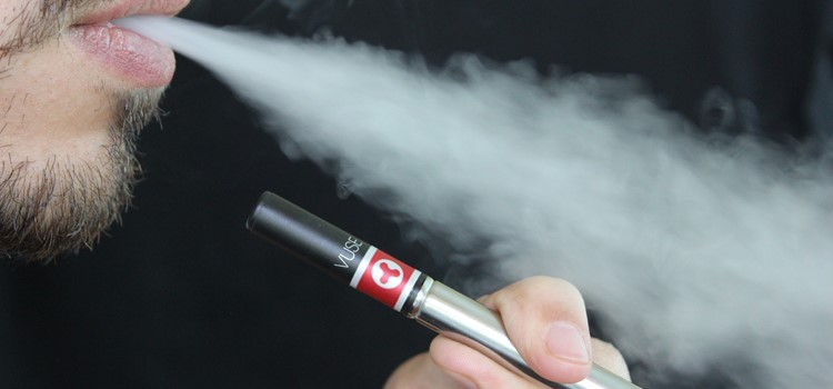 Is Vaping More Harmful That Cigarettes? image