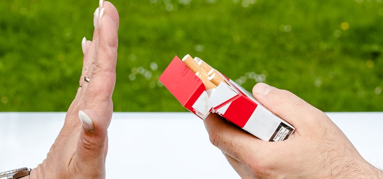 5 Health Benefits of Stopping Smoking image